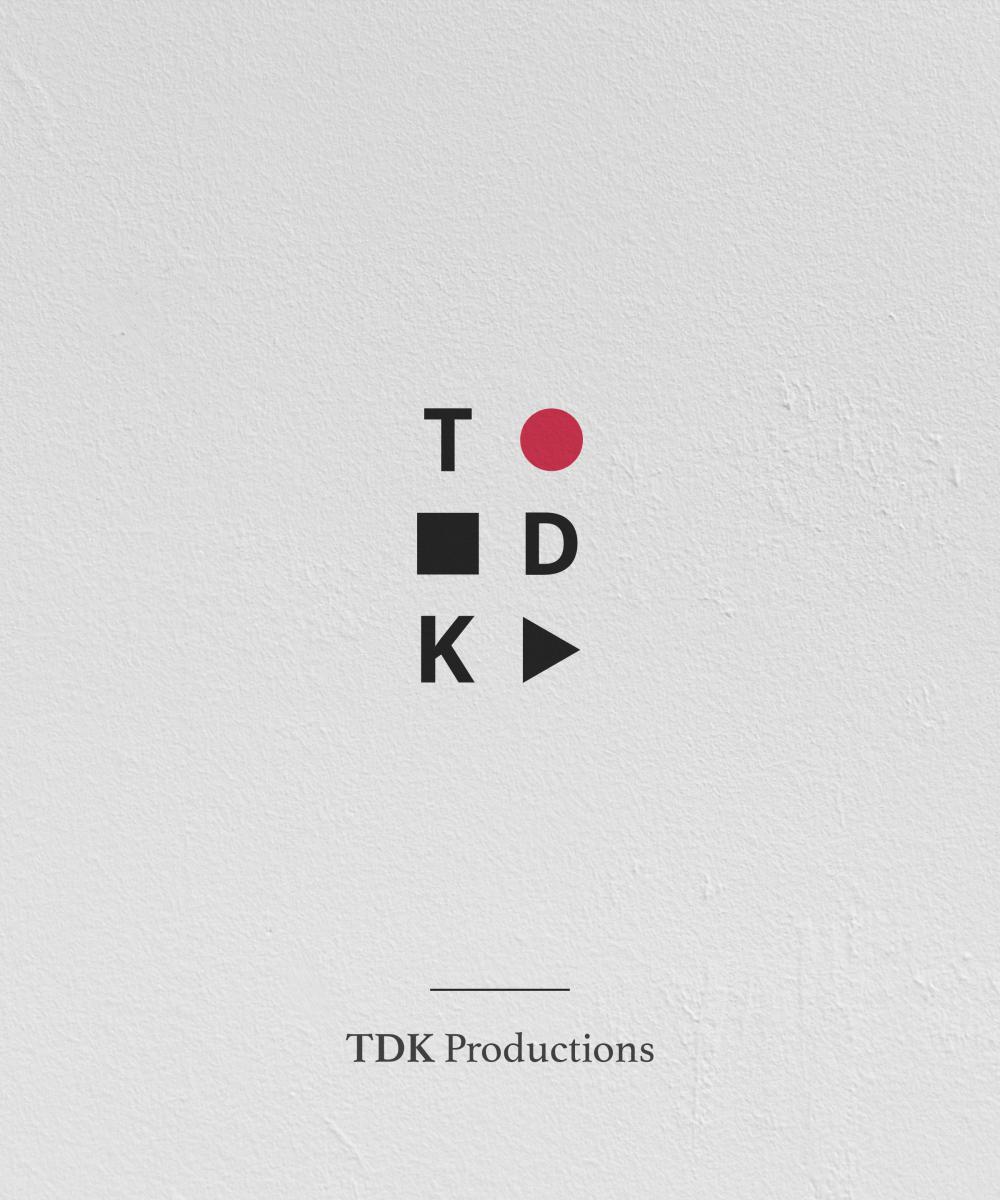 tdk productions logo